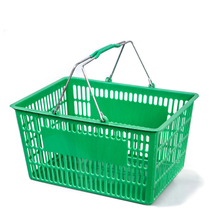 foldable shopping basket for supermarket