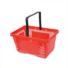 plastic hand shopping basket with fast delivery time