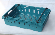 plastic vegetable display basket